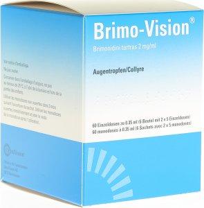 Immagine del prodotto Brimo-vision Augentropfen 2mg/ml 60 Monodosen 0.35ml