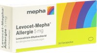 Immagine del prodotto Levocet Mepha Allergie Filmtabletten 5mg 30 Stück