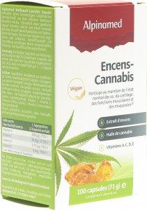 Immagine del prodotto Alpinamed Frankincense Cannabis Capsule 100 Caps