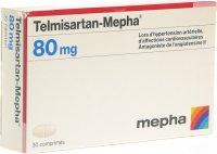 Immagine del prodotto Telmisartan Mepha Tabletten 80mg 30 Stück