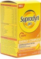 Image du produit Supradyn Pro Energy-Complex Comprimés pelliculés Boîte de 90