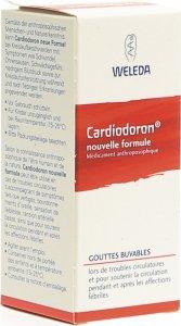 Immagine del prodotto Cardiodoron Neue Formel Tropfen Flasche 50ml