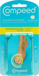 Product picture of Compeed Corn plaster Between the toes 10 pieces