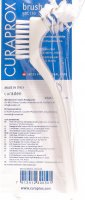 Image du produit Curaprox Bdc 150 Prothesenbürste Weiss