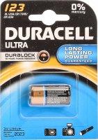 Image du produit Duracell Batt Foto Ultra 123 3.0v Blister