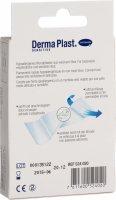 Product picture of Dermaplast Sensitive Quick Bandage White 6x10cm 10 Pieces