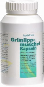 Product picture of Alpinamed Greenlip Mussel Capsules 400mg 200 pieces