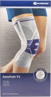 GenuTrain P3 Aktivbandage Knie Grösse 6 Links Nature