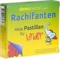 Product picture of Demopectol Junior Rachifanten Pastilles 40g
