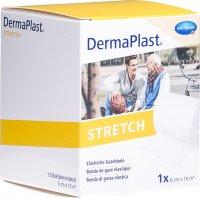 Product picture of Dermaplast Stretch Gauze Bandage White 6cmx10m