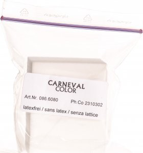 Product picture of Carneval Color Make-up sponge latex free 2 pieces