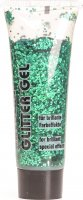 Carneval Color Glimmer Make Up Grün Tube 10ml