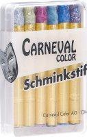 Image du produit Carneval Color Glimmer Make Up Silber Tube 10ml