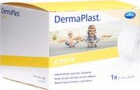 Product picture of Dermaplast Cofix Gauze Bandage 6cmx20m White