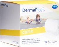Product picture of Dermaplast Cofix Gauze Bandage 8cmx20m White