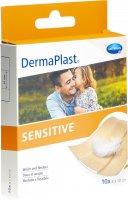 Product picture of Dermaplast Sensitive 8cmx10cm 10 Pflaster