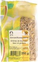 Image du produit Holle Sonnenblumenkerne Bio Knospe 250g