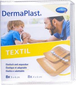 Product picture of Dermaplast Textil Centro Strips Skin-Coloured 16 Pieces