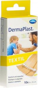 Product picture of Dermaplast Textil 4cmx10cm 10 Plasters