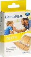 Product picture of Dermaplast Textil 6cmx10cm 10 Plasters