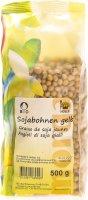 Image du produit Holle Sojabohnen Gelb Knospe 500g
