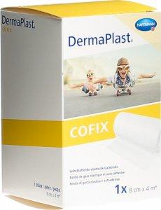 Product picture of Dermaplast Cofix Gauze Bandage 8cmx4m White