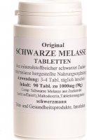 Product picture of Schwarze Melasse Tabletten 90 Stück