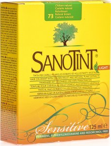 Product picture of Sanotint Sensitive Light Hair Color 73 natural brown