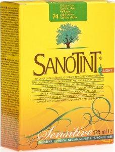 Product picture of Sanotint Sensitive Light Hair Color 74 light brown