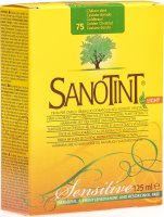 Sanotint Light Haarfarbe 75 Goldbraun