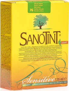 Product picture of Sanotint Sensitive Light Hair Color 76 Golden brown Copper