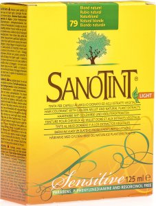 Product picture of Sanotint Sensitive Light Hair Color 79 naturally blonde