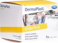 Product picture of Dermaplast Stretch Gauze Bandage White 4cmx10m