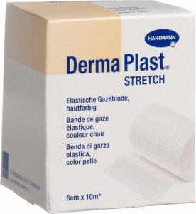 Product picture of Dermaplast Elastic Gauze Bandage Skin-Coloured 6cmx10m