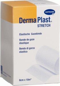 Product picture of Dermaplast Stretch Gauze Bandage White 8cmx10m
