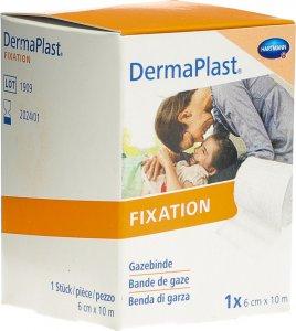 Product picture of Dermaplast Gauze Bandage Fixed-Edged 10mx6cm
