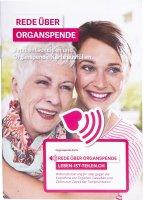 Immagine del prodotto Swisstransplant Organspendeausweis Deutsch