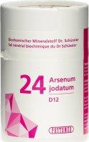 Image du produit Phytomed Schüssler Nr. 24 Arsen Jod D 12 100g