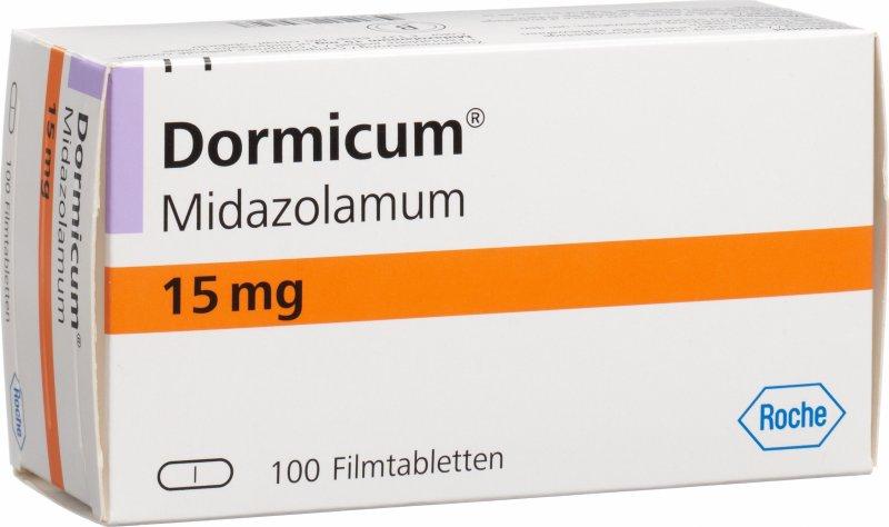Dormicum tabletten bestellen