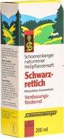 Immagine del prodotto Schönenberger Schwarzrettich Saft 200ml