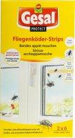Image du produit Gesal Protect Fliegenkoeder Strips 2x 6 Stück