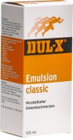 Dul X Classic Emulsion 125ml