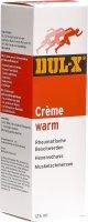 Immagine del prodotto Dul X Creme Warm 125ml
