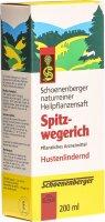 Immagine del prodotto Schönenberger Spitzwegerich Saft 200ml