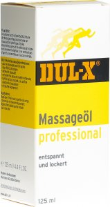 Product picture of Dul-X Massage oil Professional bottle 125ml