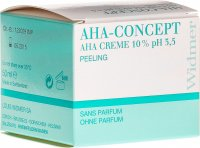 Widmer AHA-Concept AHA Cream 10% 50ml