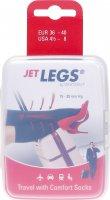 Immagine del prodotto Jet Legs Travel Socks Grösse 36-40 Navy 1 Paar