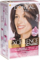 Excellence Creme Triple Prot 5 Hellbraun