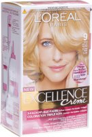 Excellence Creme Triple Prot 9 Sehr Helles Blond