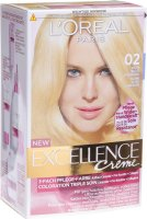 Excellence Creme Triple Prot 02 Hell Goldblond